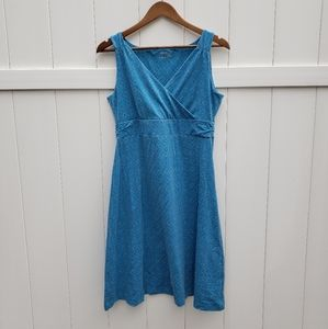 Women's athletic crossover dress